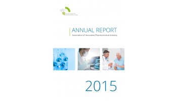 Annual report  AIFP 2015