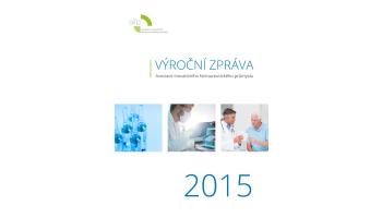 Výroční zpráva AIFP 2015