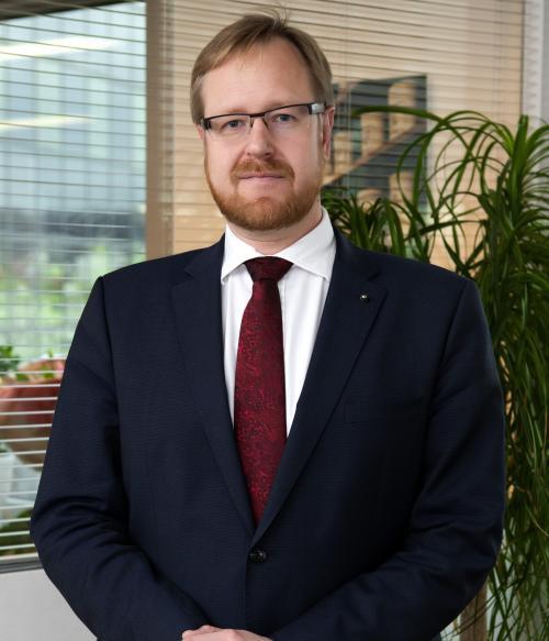 Mgr. Jakub Dvořáček, MHA