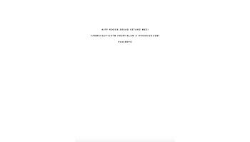 Pacientský kodex (CZE)