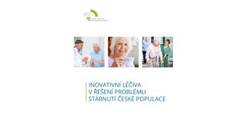 Inovativní léčiva v řešení problému stárnutí české populace
