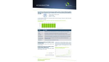 AIFP: Hexavakcína - One pager