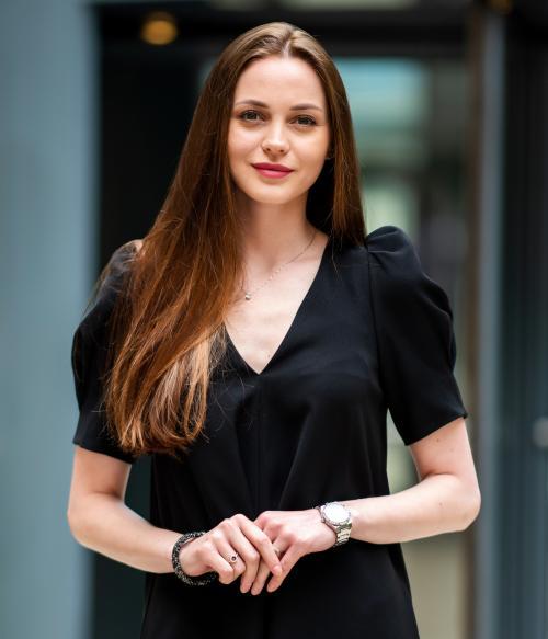 Bc. Sabina Alijagićová